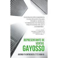 ASESOR EN SERVICIOS A FUTURO DE PREVISIÓN GAYOSSO