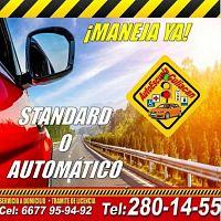 Escuela de manejo en Culiacán pide tu curso!