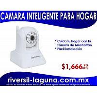 CAMARA INTELIGENTE PARA EL HOGAR