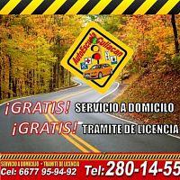 Clases de manejo en Culiacán, obtén un descuento en tu contratación