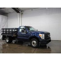 FORD F350 SUPER DUTY 2011