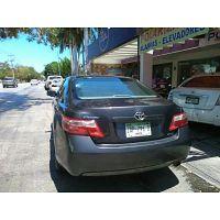 Toyota camry xle 2009 , 4 cilindros eléctrico asientos de piel, quemacocos, factura original, 2 dueñ