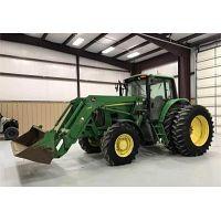 tractor agricola John Deere 7230