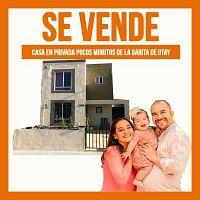 CERCA DE LA GARITA Casa en Venta TERRABELLA TIJUANA 3 recamaras