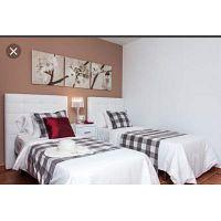 Rento habitaciones dobles en espartaco