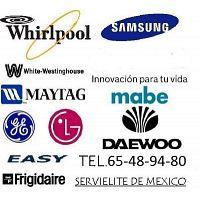 Reparacion,Instalacion de Lavadoras,Secadoras y Refrigeradores