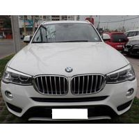 bmw x-3 turbo 2015