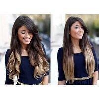 Extenciones de cabello