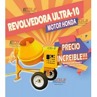 VENTA DE REVOLVEDORA CIPSA ULTRA 10