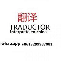 Guia traductor chino español en Pekin Beijing Beijing Beijing Beijing