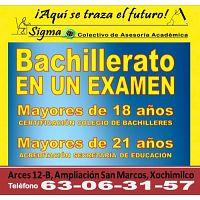 Bachillerato General Acuerdo 286