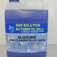 Ssd quimica Solución y polvo para limpiar notas