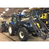 TRACTOR AGRICOLA NEW HOLLAND TS115