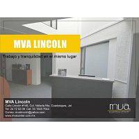 Tu nueva oficina con  MVA Lincoln