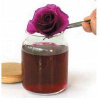 Viajamos a su país a enseñar preservación de rosas y follajes