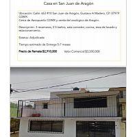 Casa en San Juan de Aragón