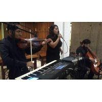 Violín Soprano Velorios Misa Cuerpo Presente Rosario  Órgano Tenor y violín, y Soprano. Precios desd